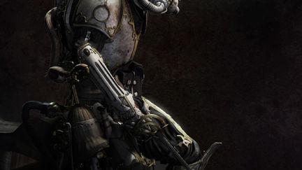 Stormtrooper Steampunk
