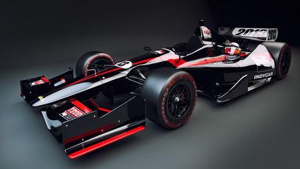DW Indy Car 2013
