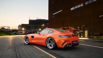 Mercedes AMG GT LW