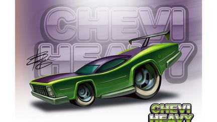 Heavy Chevi