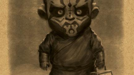Baby Darth Maul