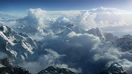 Mountain landscape 9001