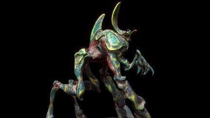 Crab Lurker