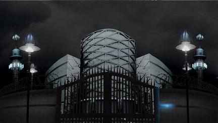 Prison Exterior Screenshots