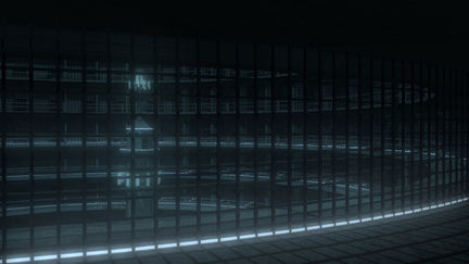 Prison Interior 2