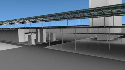 Proposed San Fransisco Transit Terminal