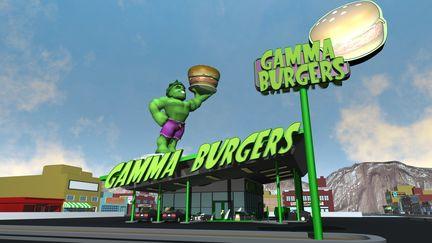 Gamma Burgers