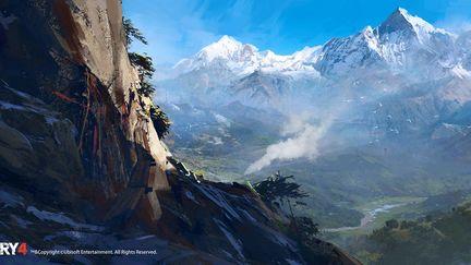 FarCry4 Concept Art - Vista
