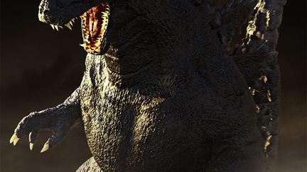 Godzilla Heisei renders