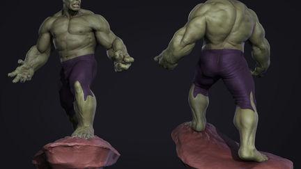 The Avengers Hulk