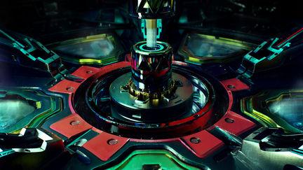 Zbrush 4R8 Beta Sci Fi Nuclear Facility