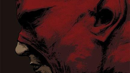 Daredevil, zbrushRender to photoshop doodle