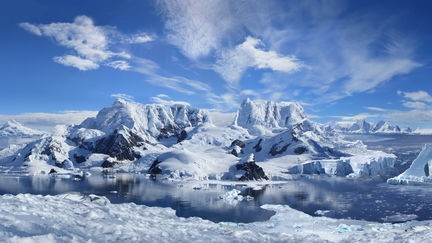 Antarctica Panoramic Environment, copyright by MPC 2014