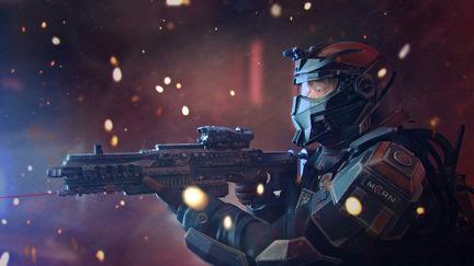 MCRN officer