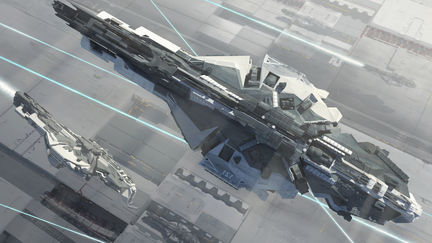 DREADNOUGHT - Heavy Artillery Cruiser - Onager  - Tier IV