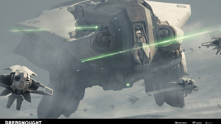 DREADNOUGHT - Medium Tactical Cruiser - Feronia - Tier V