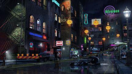 Chinatown Murder