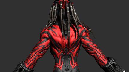 darth `predator wip 06