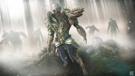 The Lord of Zombies