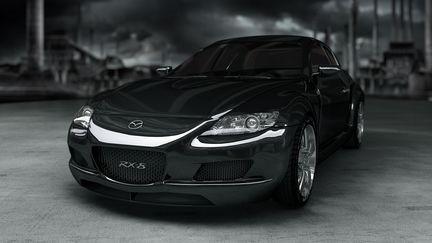 Mazda - RX8
