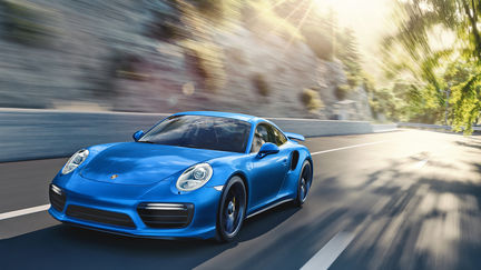 Porsche Turbo S [Full CGI]