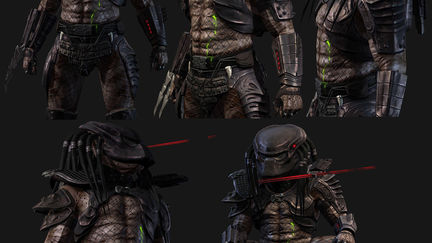 Predator Realtime
