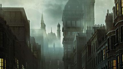 Victorian city