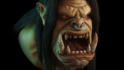 Grommash Hellscream (World of Warcraft character)