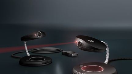 webcam II (tracking cam)