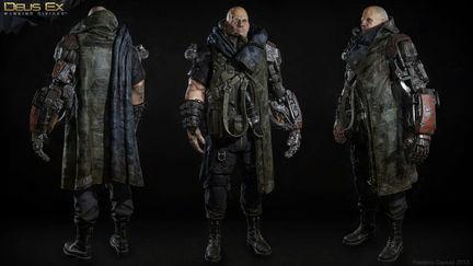 Deus Ex Mankind Divided : Victor Marchenko Game res