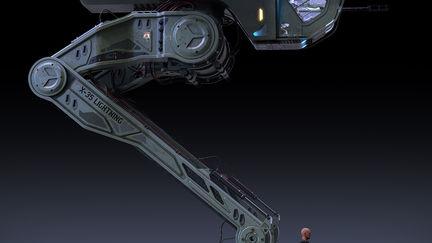 X-35 LIGHTNING M.A.V. 01