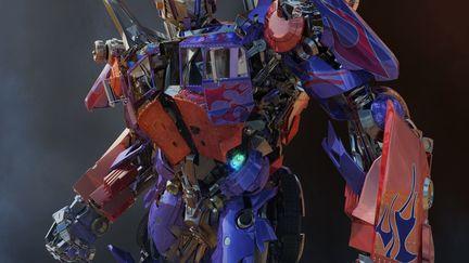 Transformer- Optimus Prime