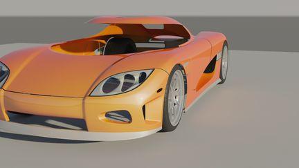 Koenigsegg ccx WIP 04