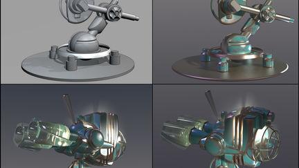 Binojector Explorations - GroBoto to Modo