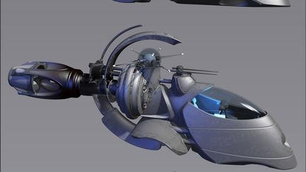 snubNose Scout - NickelAge Spacecraft