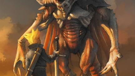 King Cold redesign. Dragon Ball