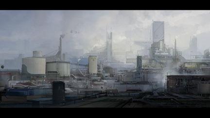 Textile Factory District