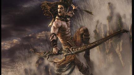 The Legend of Ram