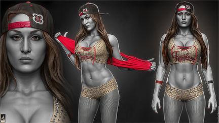 Nikki Bella - WWE