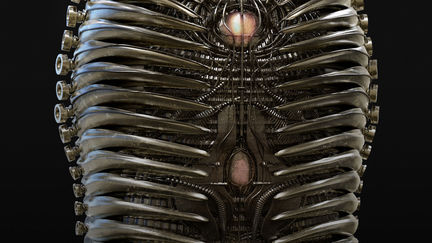 Guardians of the Galaxy Vol 2. Cocoon
