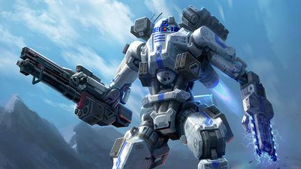 R2D2 Titanfall