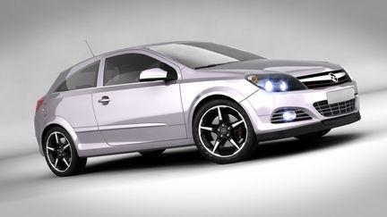 Car render/lighting