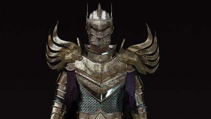 Divine Holy Armor