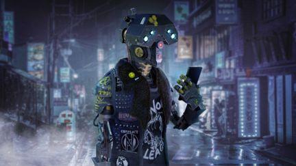 Punk Robot