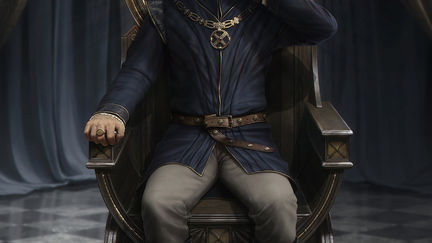 Lord Xavier - The Order of X