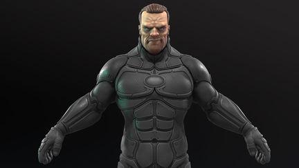 Bruce Wayne v2