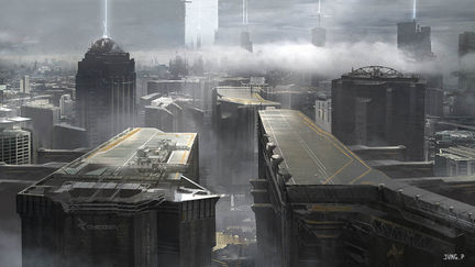 Defense city