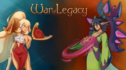 War of Legacy - Character Design