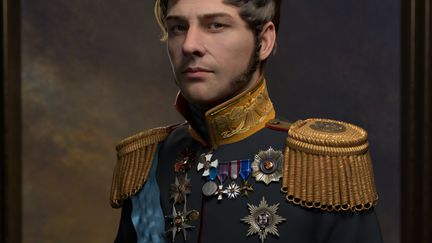 Portrait of Leopold