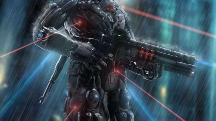 Design Male Cyberpunk